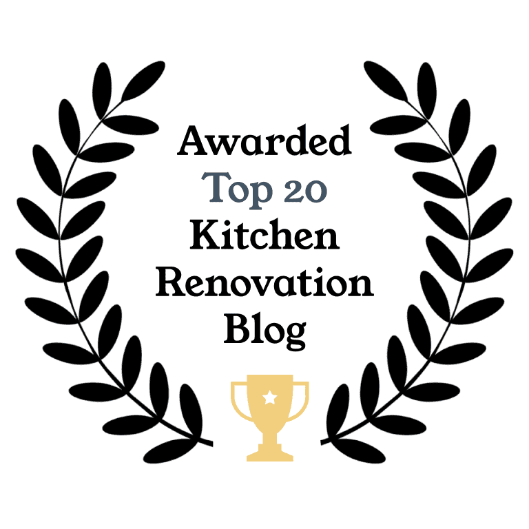 Kitchen Infinity Top 20 Kitchen Renovation Blog Award