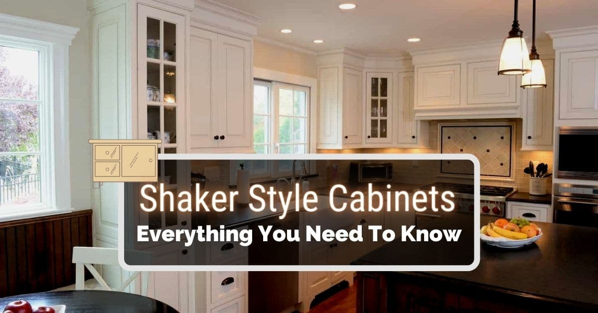 Shaker Style Cabinets 101 Everything, Are Shaker Cabinets More Expensive