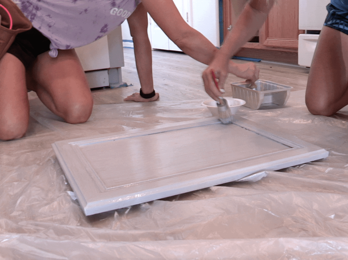 How To Paint Unfinished Cabinets In 9 Easy Steps