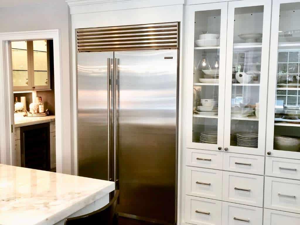 glass for cabinet door