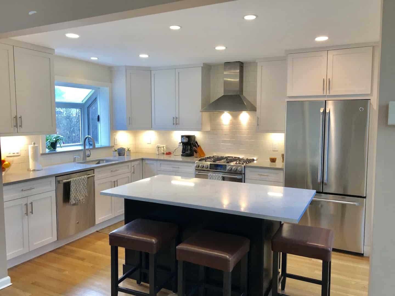 kitchen cabinet finish