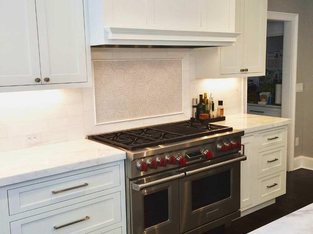 ceramic tile backsplash | hgh-end to affordable options