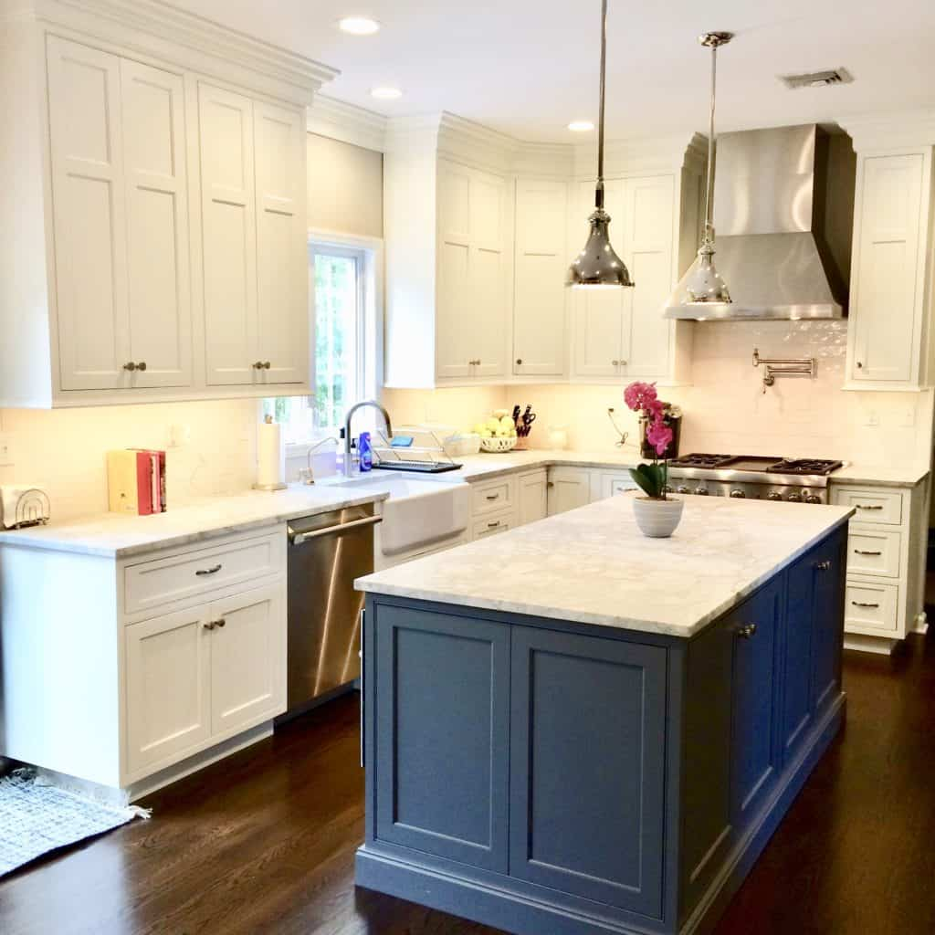 Making your cabinets are water resistant