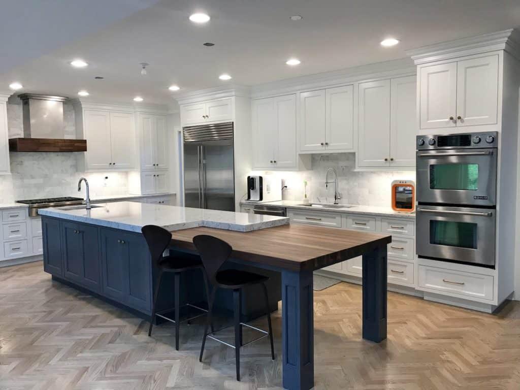 Island Kitchen Countertop