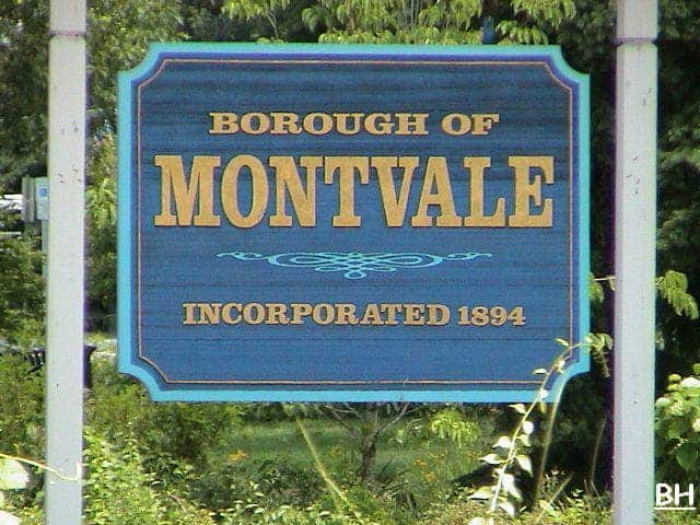 Town of Montvale