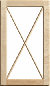 Mullion Pattern #10 - Maple