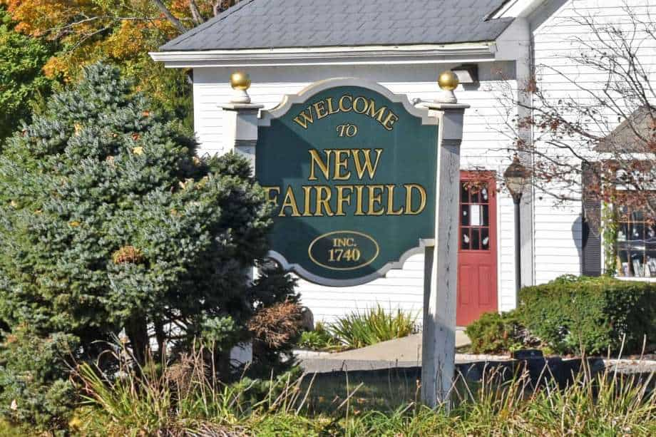 Town of New Fairfield