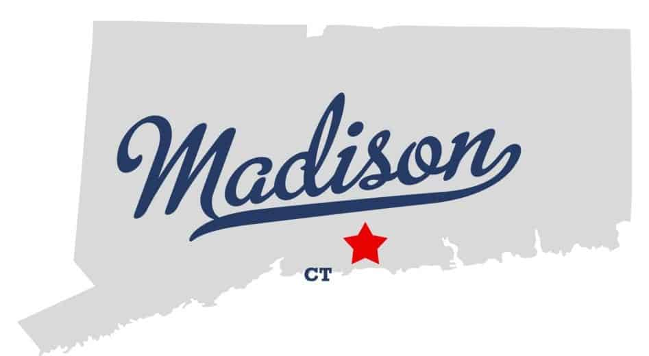 Madison Town Sign