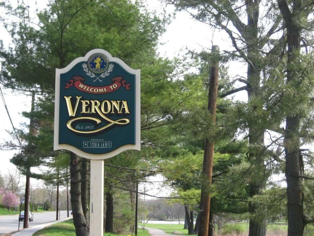 Town of Verona