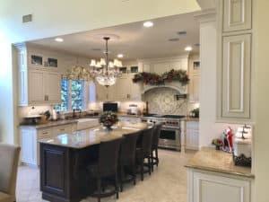 kitchen design color scheme