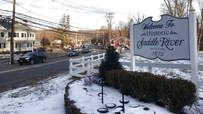 Town of Saddle River