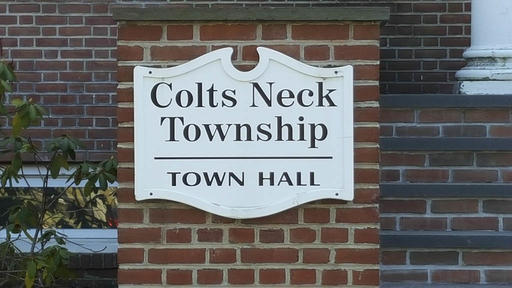Sign of Colts Neck