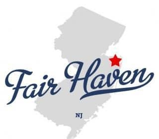 Town sign of Fair Haven