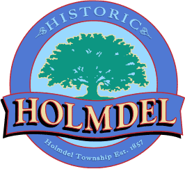 town sign of Holmdel Township