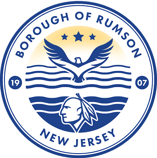 Town sign of Rumson