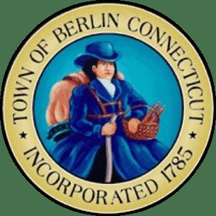 Berlin Town Sign