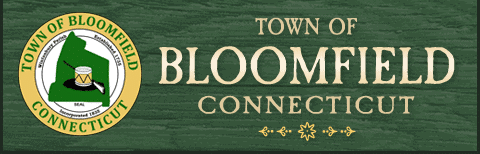 Bloomfield Town Sign