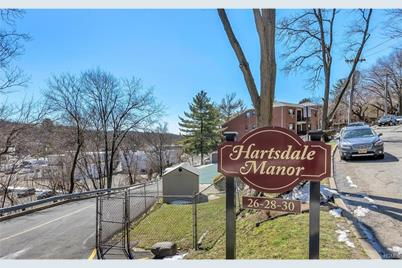 Town sign of Hartsdale