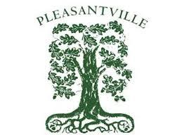 Pleasantville town sign
