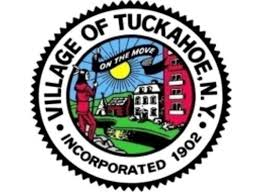 Town sign of Tuckahoe