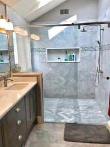 Avon CT Bathroom Remodel
