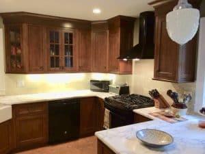 Tenafly NJ Kitchen Remodel