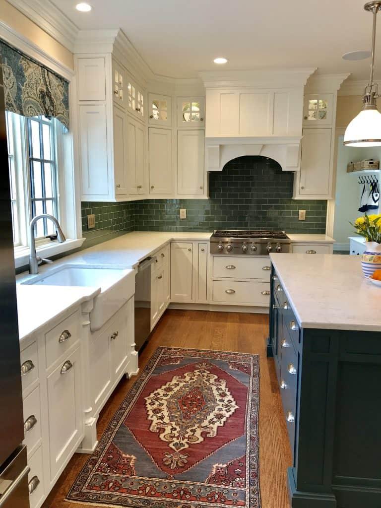 Standard size kitchen