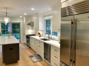 Easton CT Kitchen Remodel