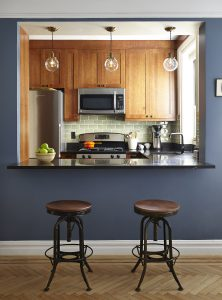NYC Small Kitchen Remodel