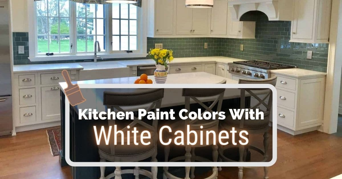 Kitchen Paint Colors With White Cabinets Kitchen Infinity