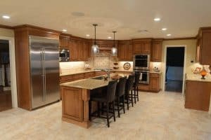 How to waterproof kitchen cabinets