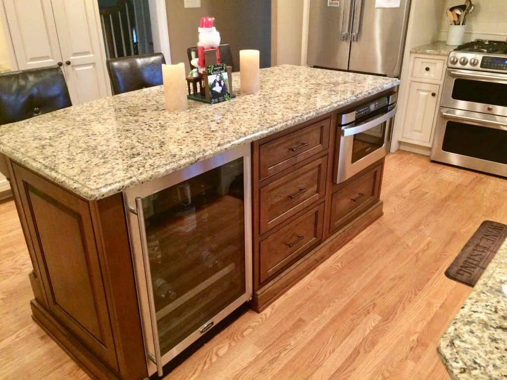 Ogee Edge in Kitchen Countertops