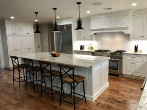 Difference between silestone and granite