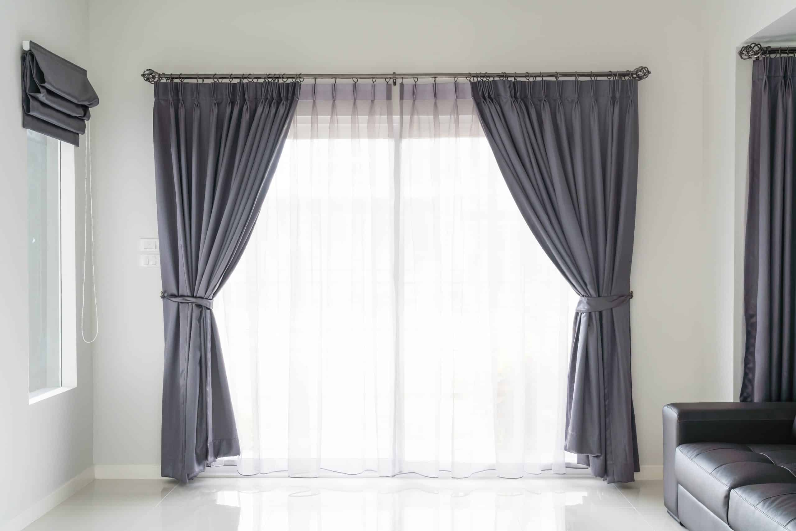 best type of draperies and curtains