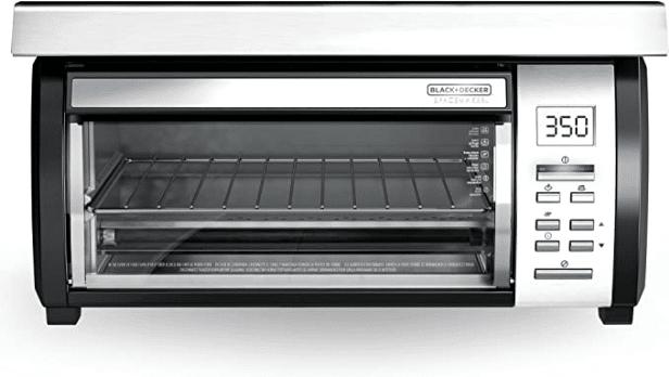 BLACK + DECKER Spacemaker Under Cabinet Toaster Oven TROS1000D
