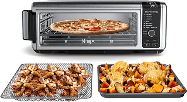 Ninja SP101 Foodi 8-in-1 Digital Air Fry Convection Oven