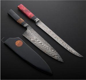 best Damascus knives