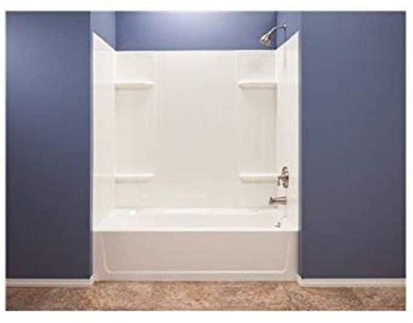 Durawall Thermoplastic Bathtub Wall Surround