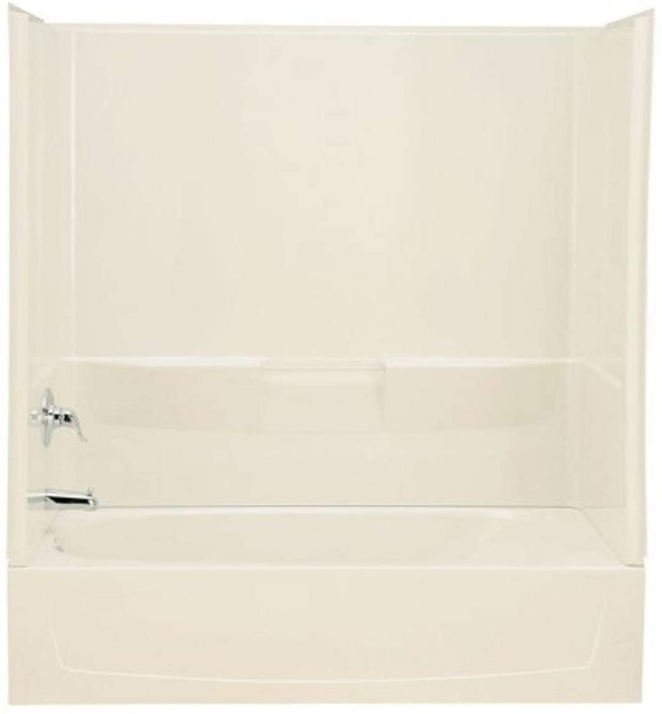 STERLING Vikrell Intrigue Wallet Bathtub and Shower
