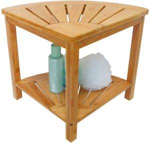 Corner Shower Bench & Shower Stool