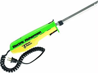 Mister Twister 120V Electric Fillet Piranha Knife (Best budget-friendly fillet knife)