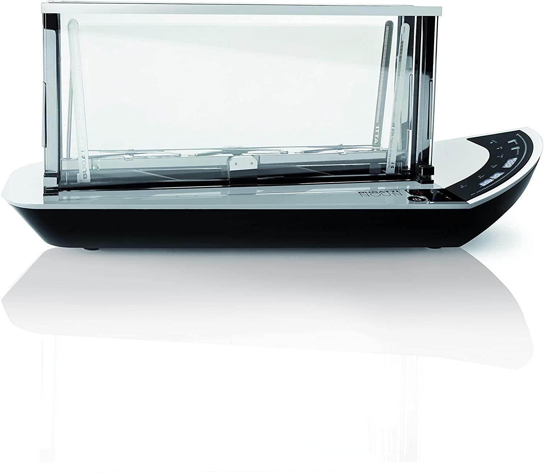 Noun Casa Bugatti Smart Transparent Glass Toaster