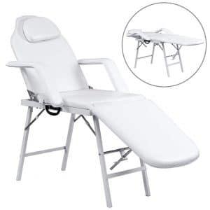 Portable Massage White Table