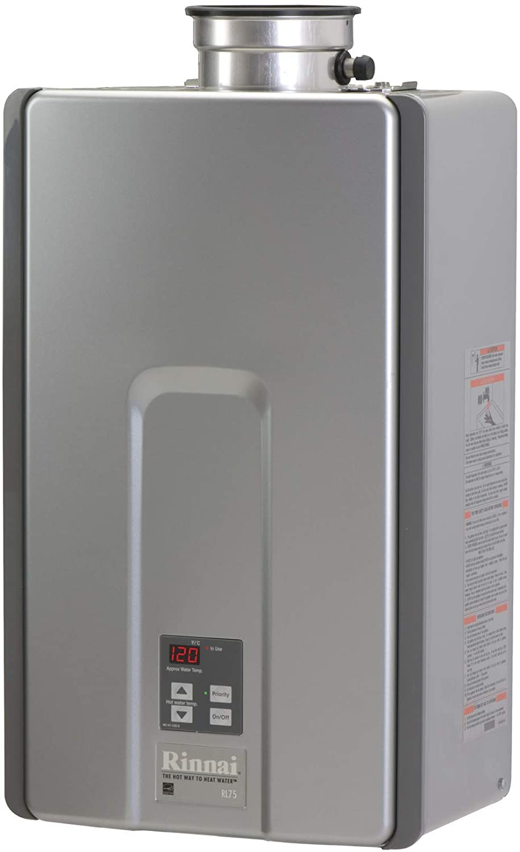 Rinnai Indoor Propane Tankless Hot Water Heater