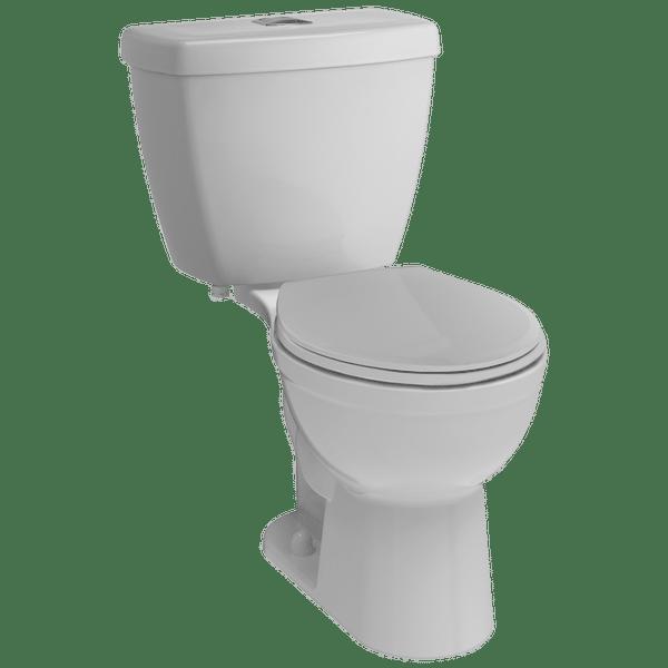 Delta Faucet Haywood Flushing Toilet
