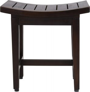 Teak Shower Table Bench