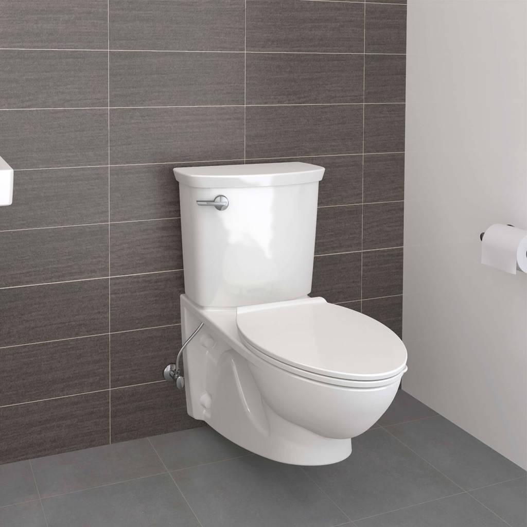 Glenwall VorMax Wall-hung Elongated Toilet