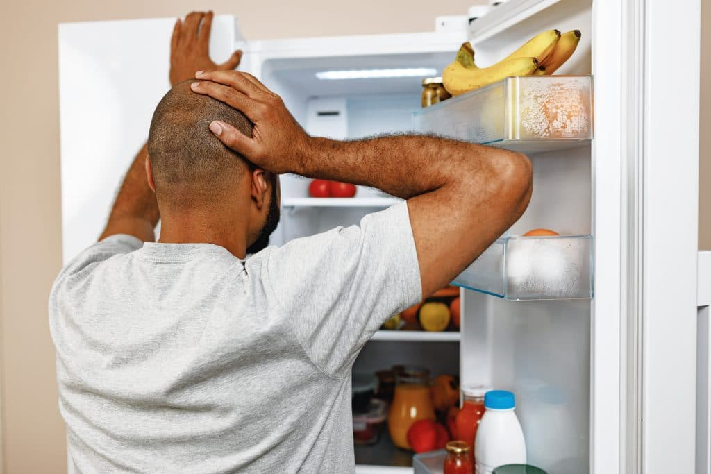Leaky fridges