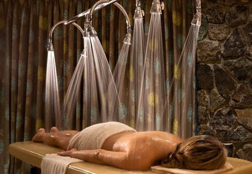 Your Vichy Shower [Table Shower] Massage Guide