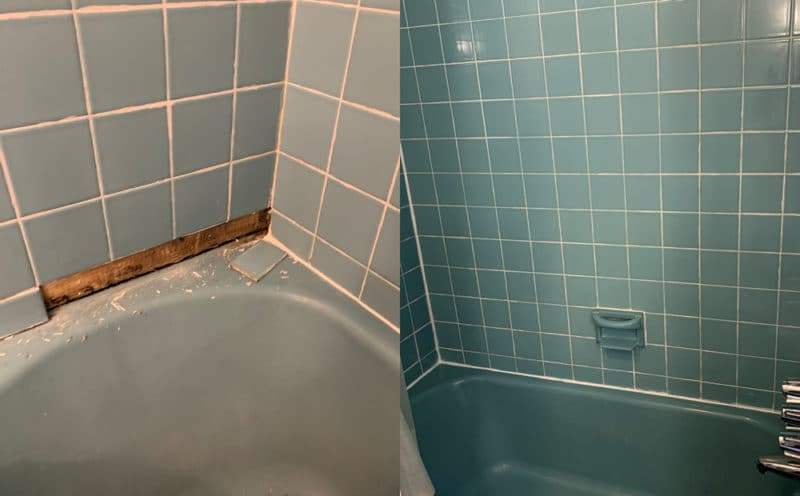 Water Damage and Your Tile and Grout | The Grout Medic